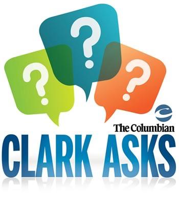 Clark Asks Logo