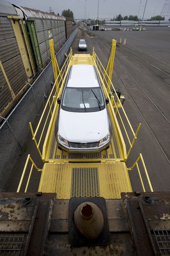 Port Nears Lease Extension With Subaru The Columbian