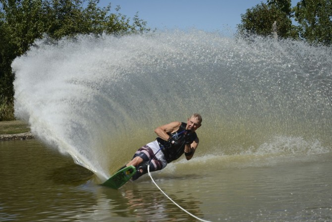 College essay water skiing