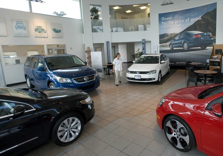 It S All In The Family At Dick Hannah Car Dealerships