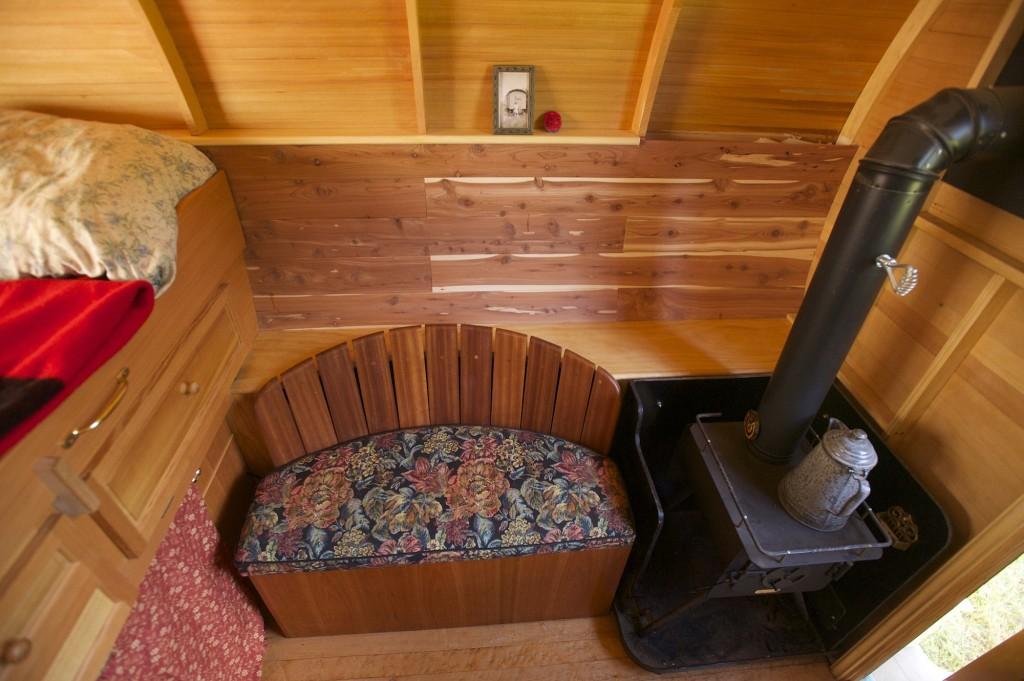 Woodworker S Wagon Built On Memories The Columbian