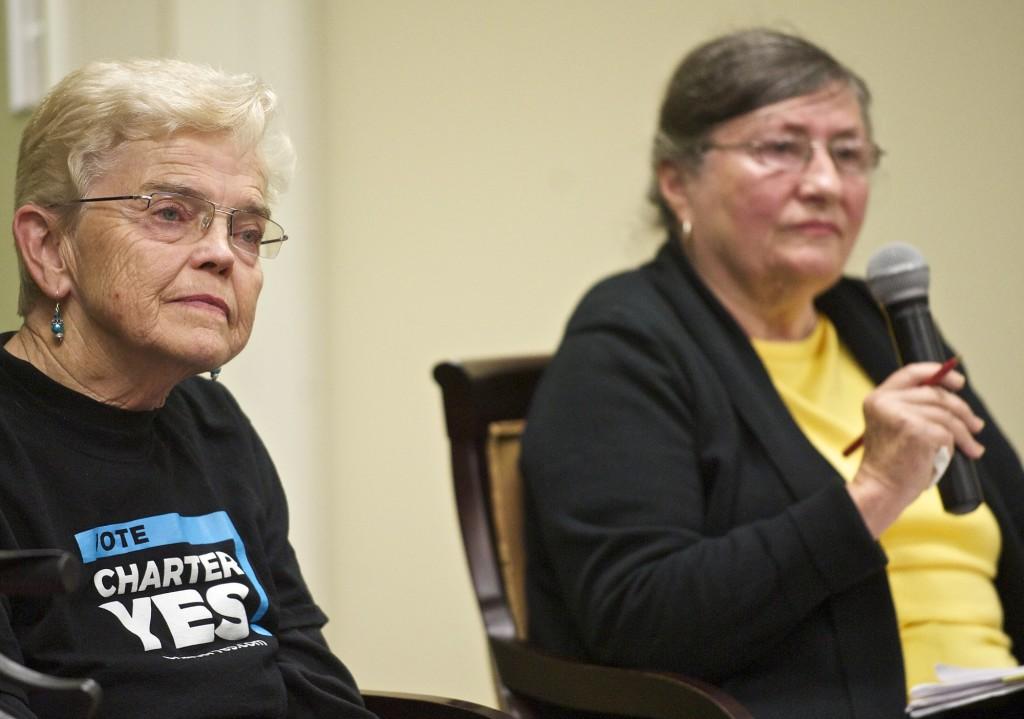 Spotlight On Clark County Charter Vote The Columbian