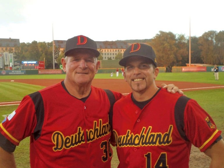 Freeman to coach german baseball team the columbian freeman is the new manager of the mainz athletics in germanys professional baseball league sciox Images