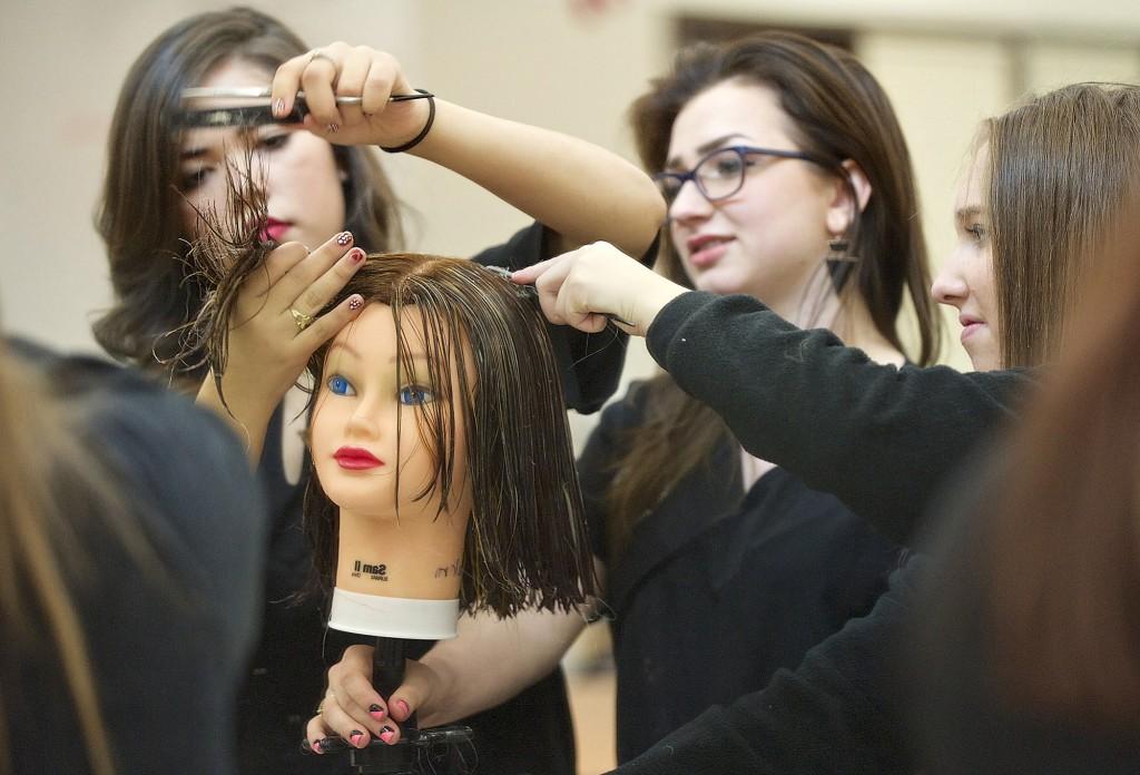 skills center cosmetology program gets a makeover