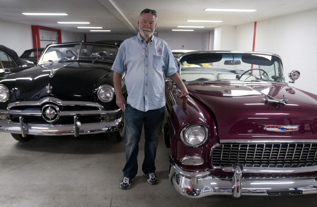 Vintage Car Museum Revs Up in Hazel Dell | The Columbian