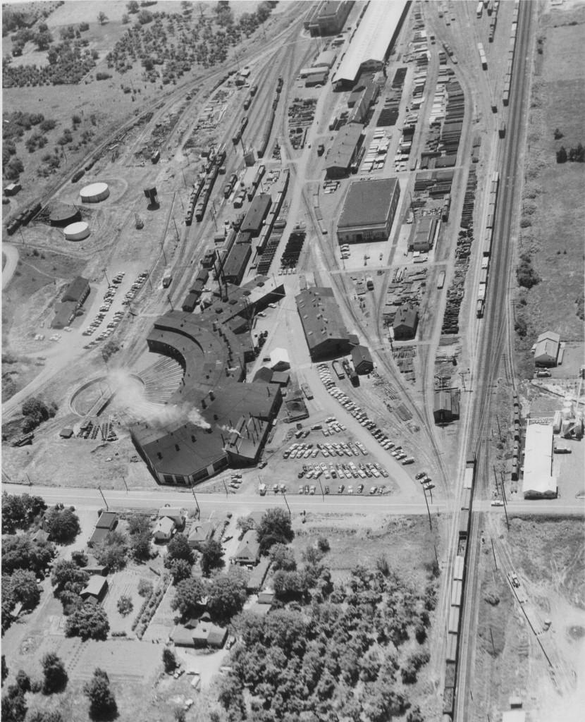 Northwest's Railroad History On Display