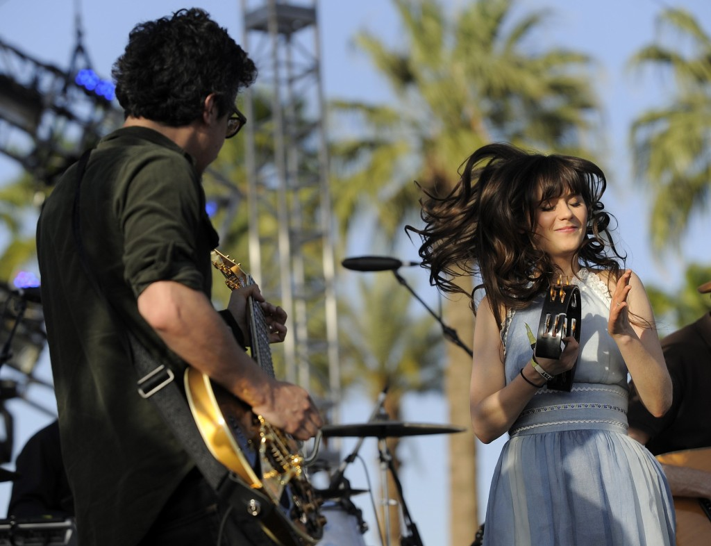 She & Him discuss their favorite songs | The Columbian