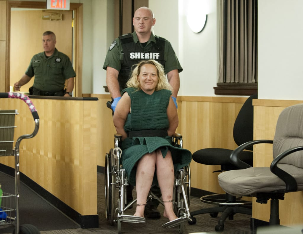 Woman In Court After Allegedly Firing Deputy S Gun During