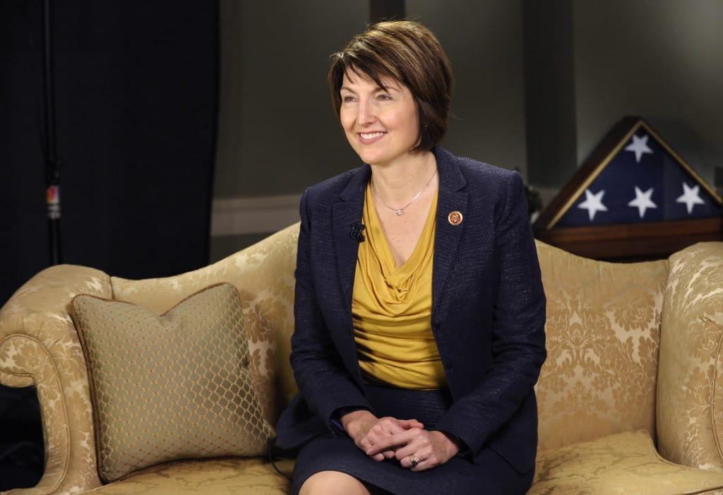Rep. Cathy McMorris Rodgers (R-WA)   Rep. Cathy McMorris