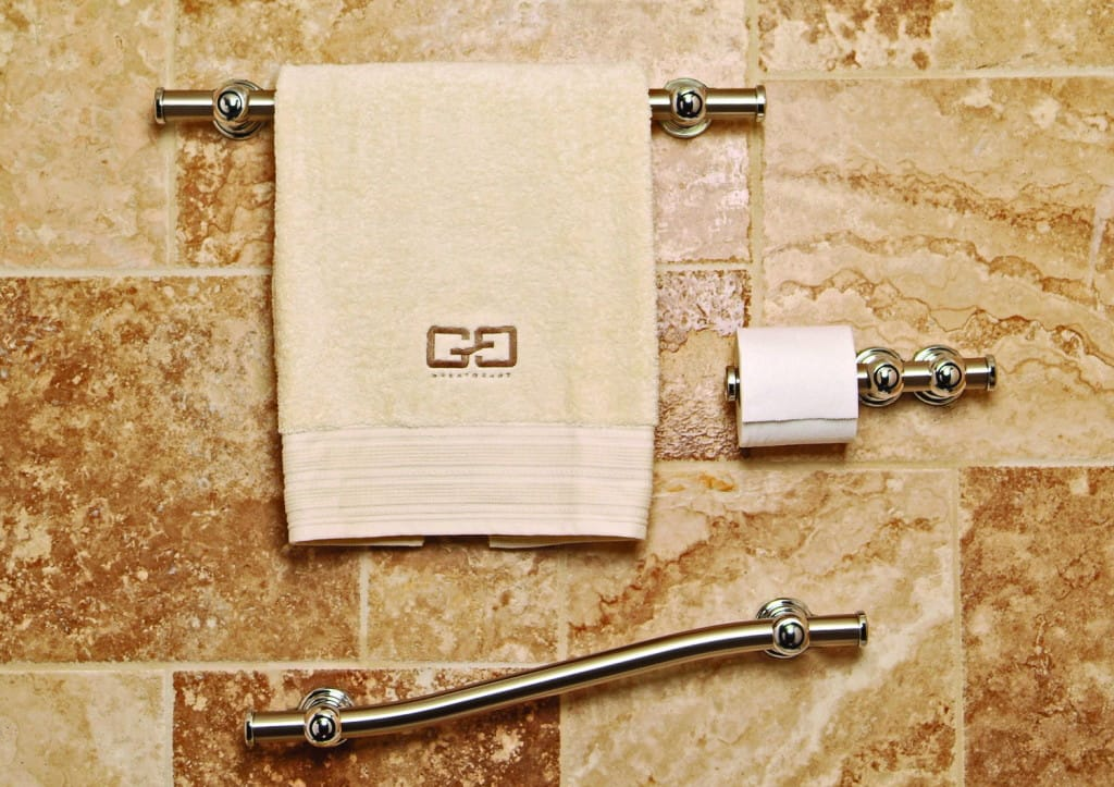 Best Bath Systems Best Bath Systems Makes The Horizon And Wave Signature  Series Grab Bars In