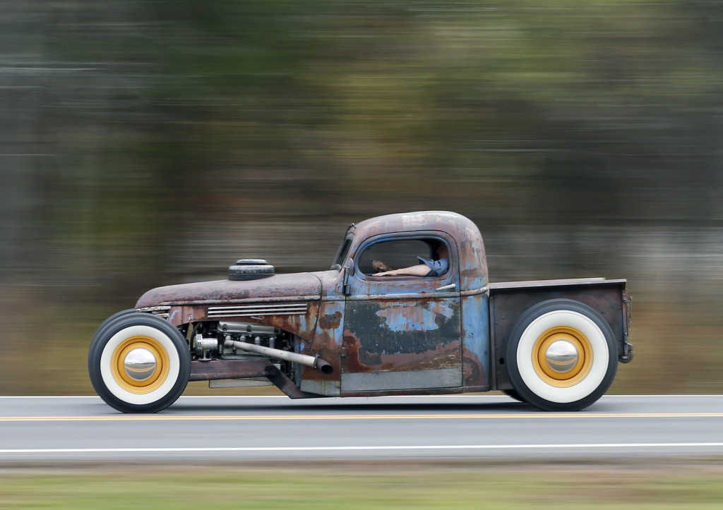 Vintage vehicles turned into cool, rusty rides | The Columbian