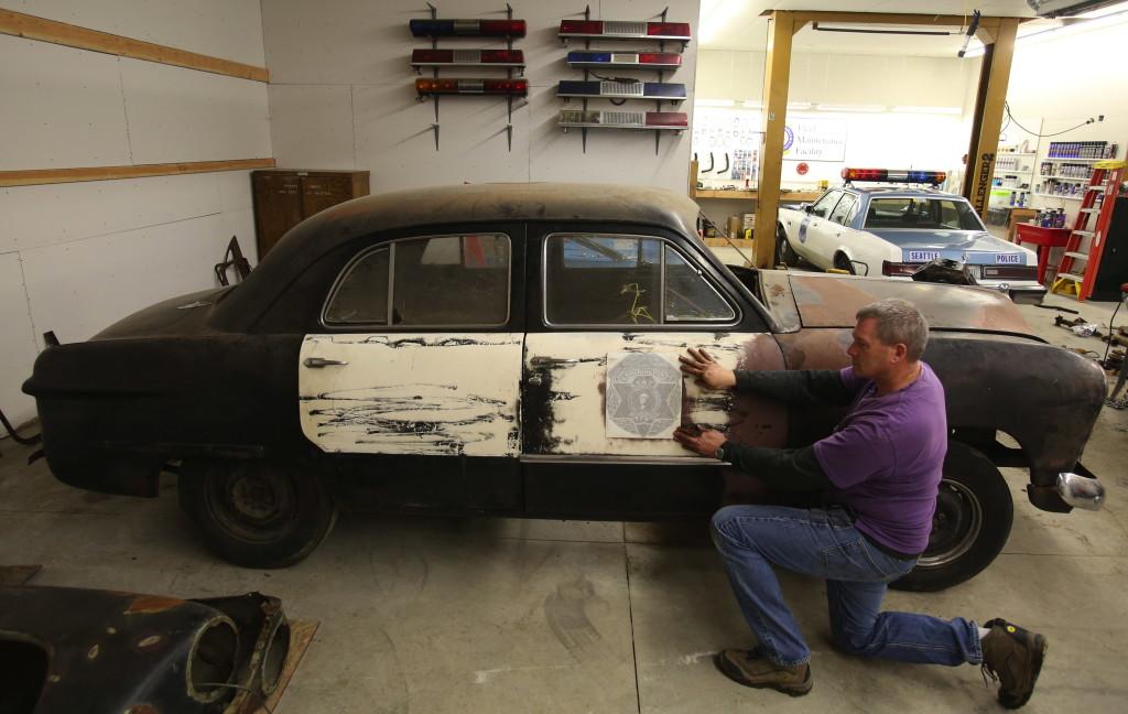 Antique Car Repair Seattle