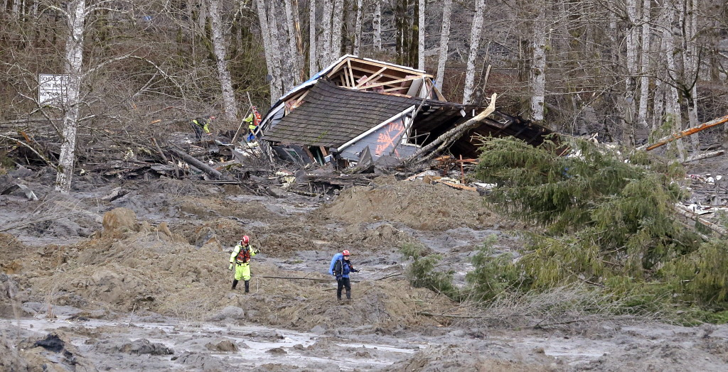 Fire chief Death toll from slide