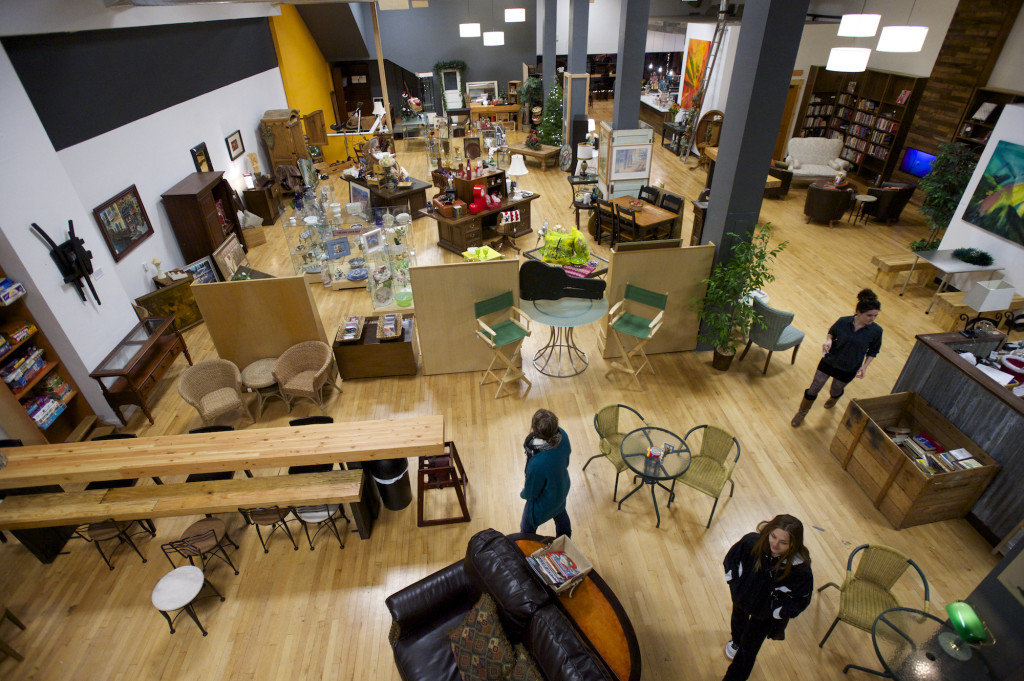 Boomerang Is A New Consignment Store, Coffee Shop And Hangout In Downtown  Vancouver.