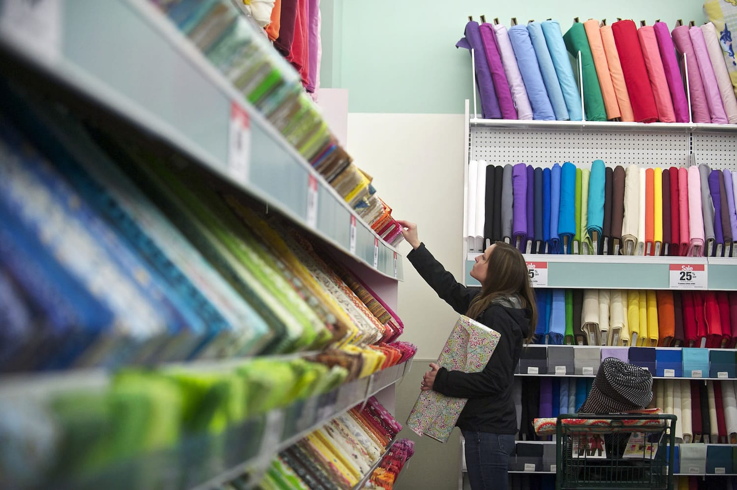 joann craft store jo fabric adds second local outlet the columbian 2252