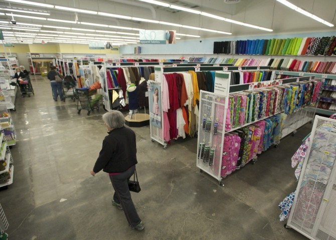 Jo ann fabric adds second local outlet the columbian for Jo ann fabrics and crafts vancouver wa