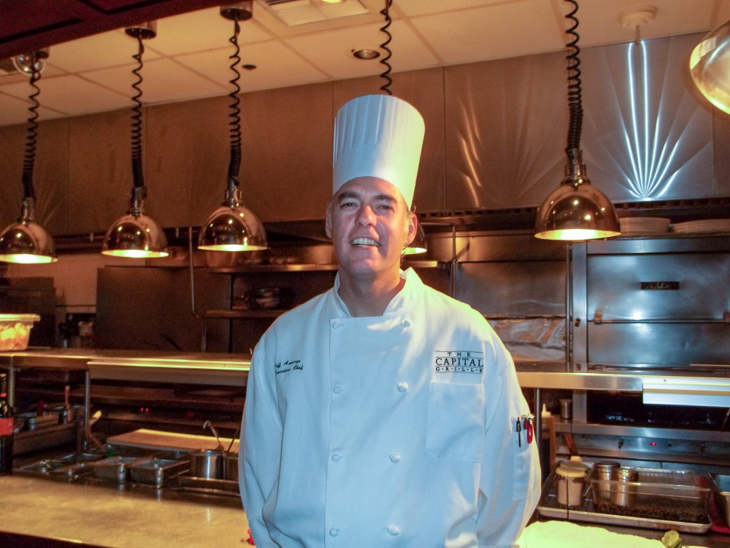 From kitchen star to Salvation Army chef   The Columbian
