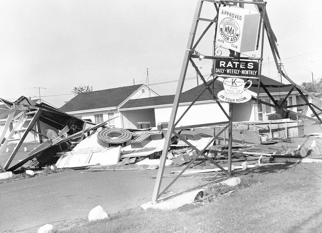 Columbus Day Storm 50 Years Later The Columbian