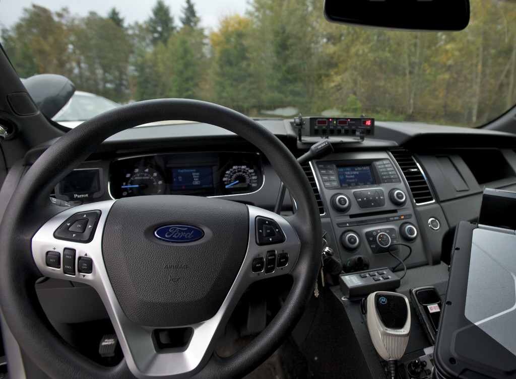 ford v chevy new patrol cars neck and neck the columbian. Black Bedroom Furniture Sets. Home Design Ideas