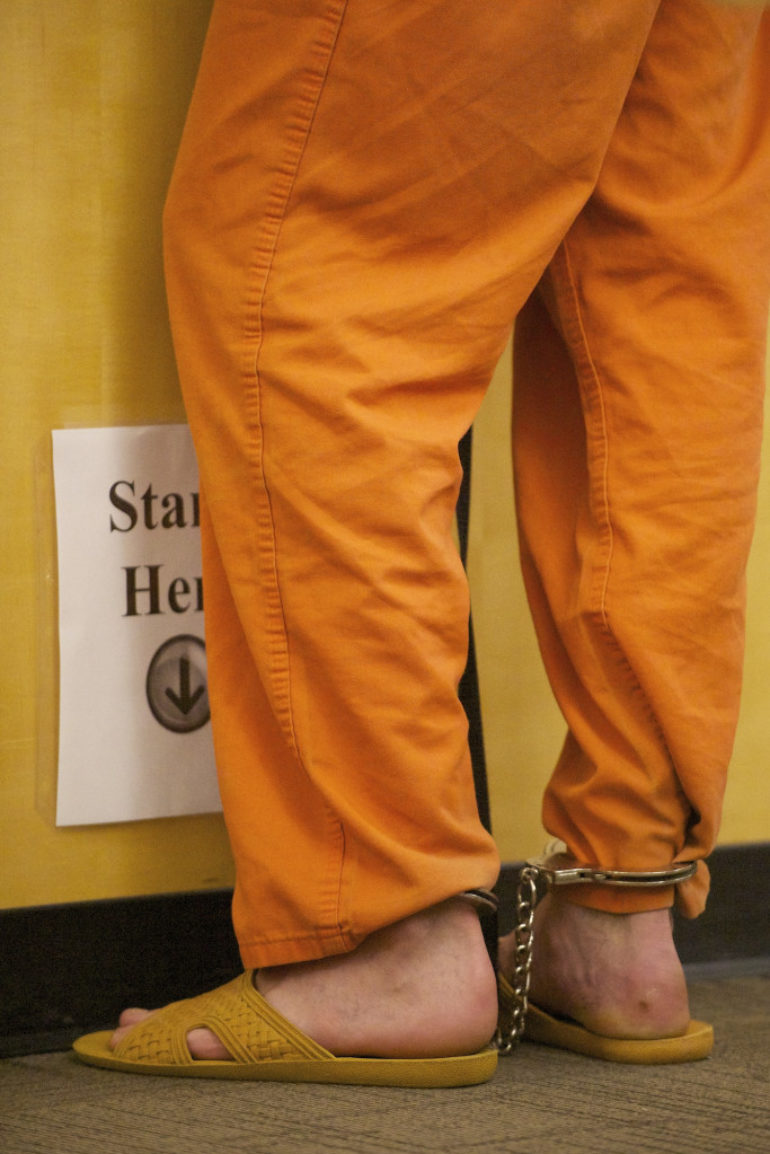 Inmate Clothes At Clark County Jail More Than Fashion