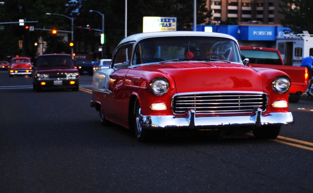Cruisin\' the Gut returns to downtown Vancouver | The Columbian