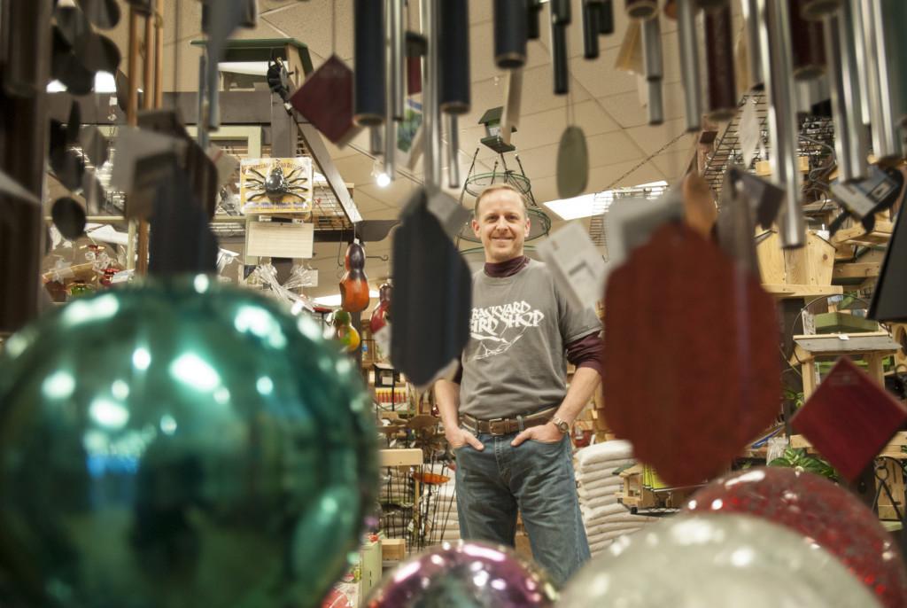 Marvelous Working In Clark County: Todd Kapral, Backyard Bird Shop Owner   The  Columbian