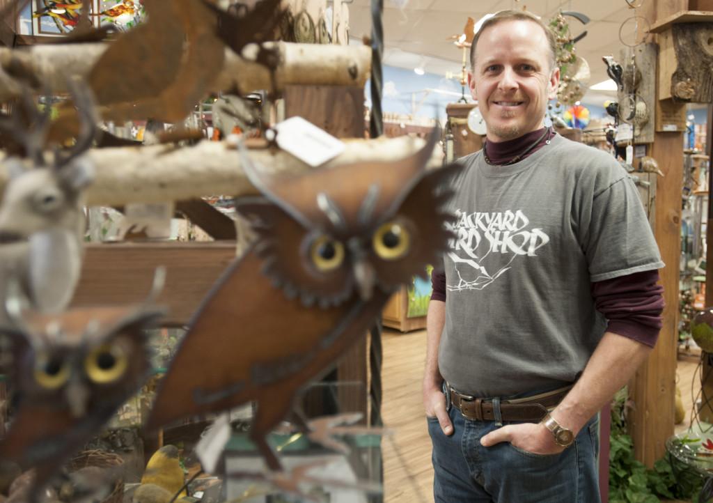 Working In Clark County: Todd Kapral, Backyard Bird Shop Owner