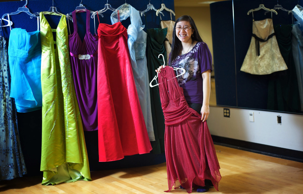 A dress for prom, a dream come true | The Columbian