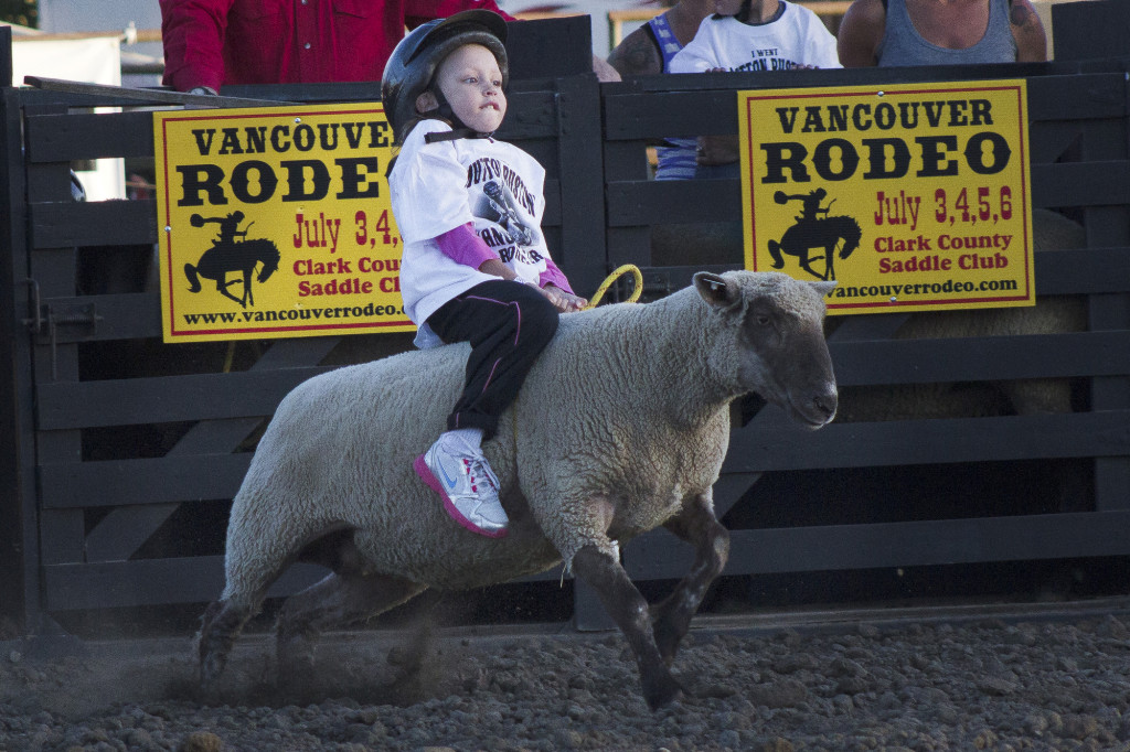 Vancouver Rodeo Worth More Than A Few Bucks Photo Gallery