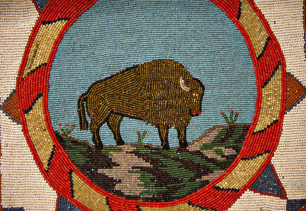 Clark County Historical Museum shines light on Native beadwork ...