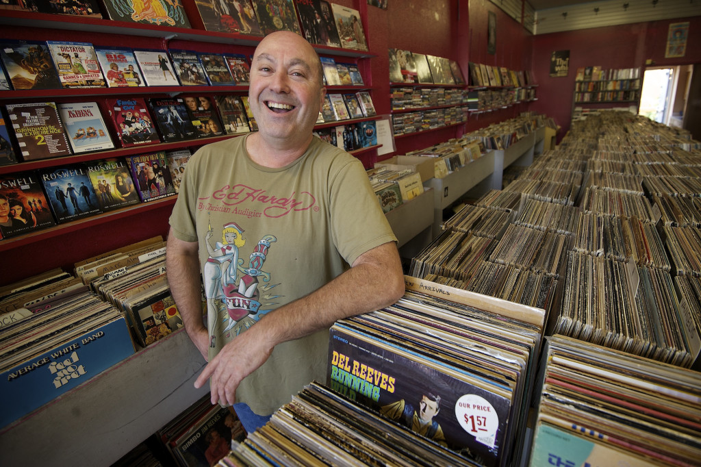 Vancouver's sole record store for sale | The Columbian