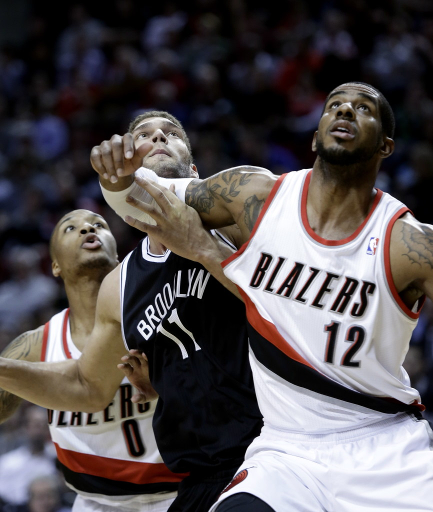 Portland Blazers Tonight: Aldridge Noticeably Missing