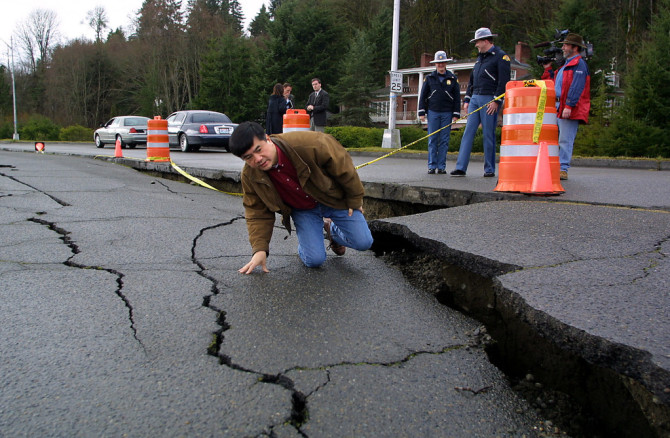 Unshaken complacency: Unprepared for quake | The Columbian