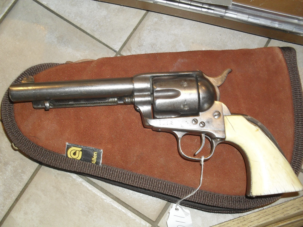 Bits 'n' Pieces: Have Colt revolver — will travel … to ...