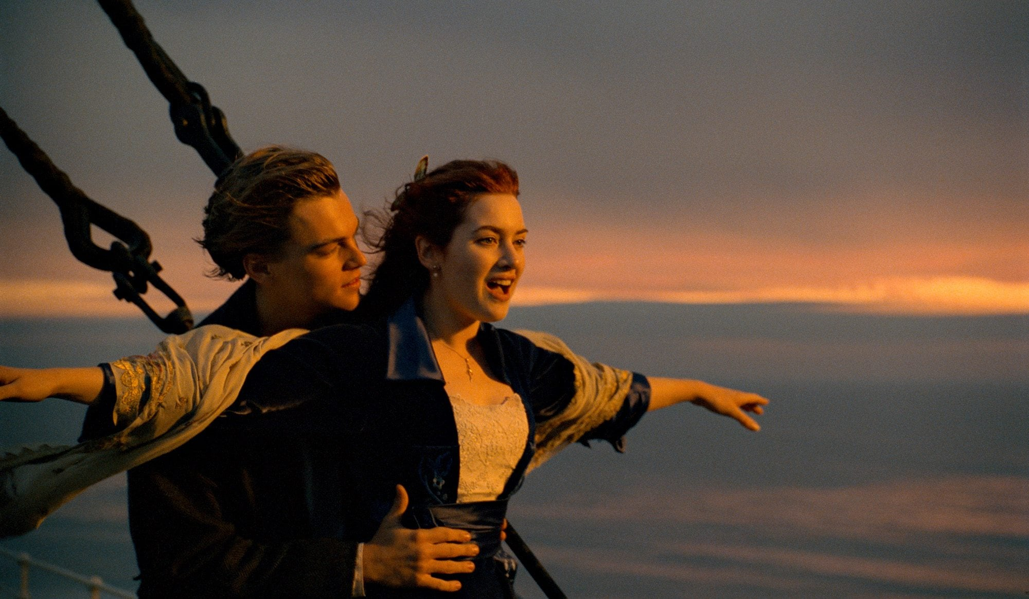 Kate Winslet thinks Rose left Jack to die in Titanic