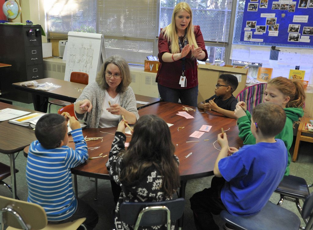 Classroom Design For Blind Students ~ Schools for blind deaf still evolving after years