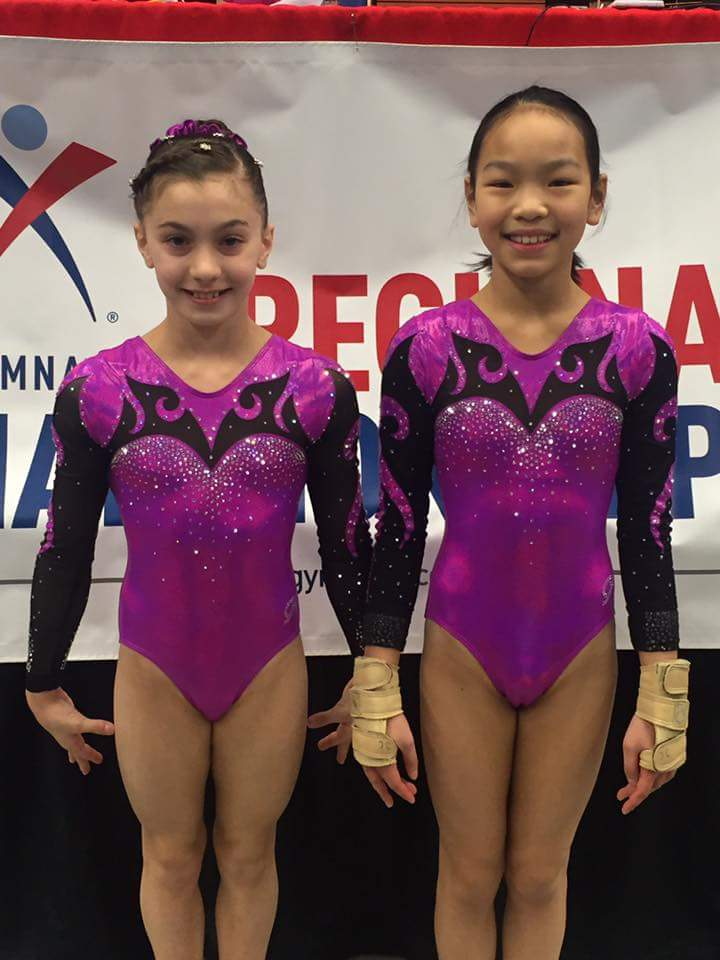 junior national gymnastics meet