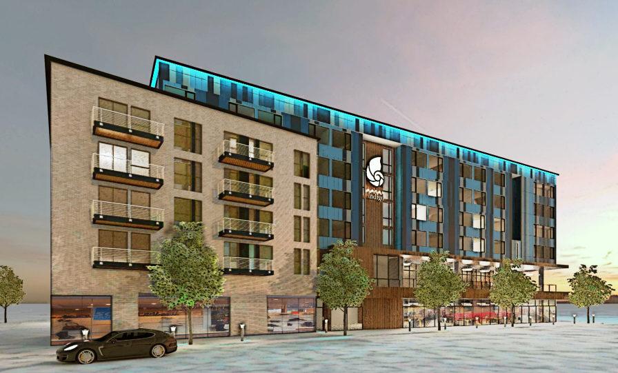 Dean Kirkland Will Build Second New Waterfront Hotel