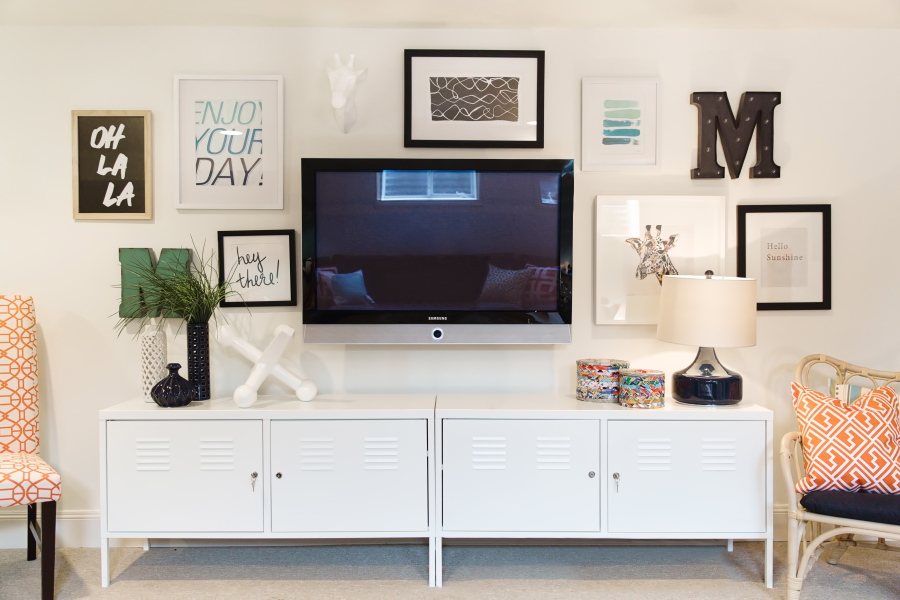 Ask a Designer: decorating around a TV | The Columbian