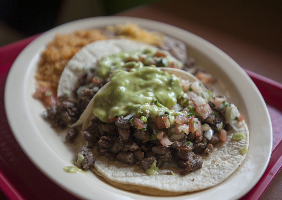 Javier's Tacos tasty choice for any meal | The Columbian