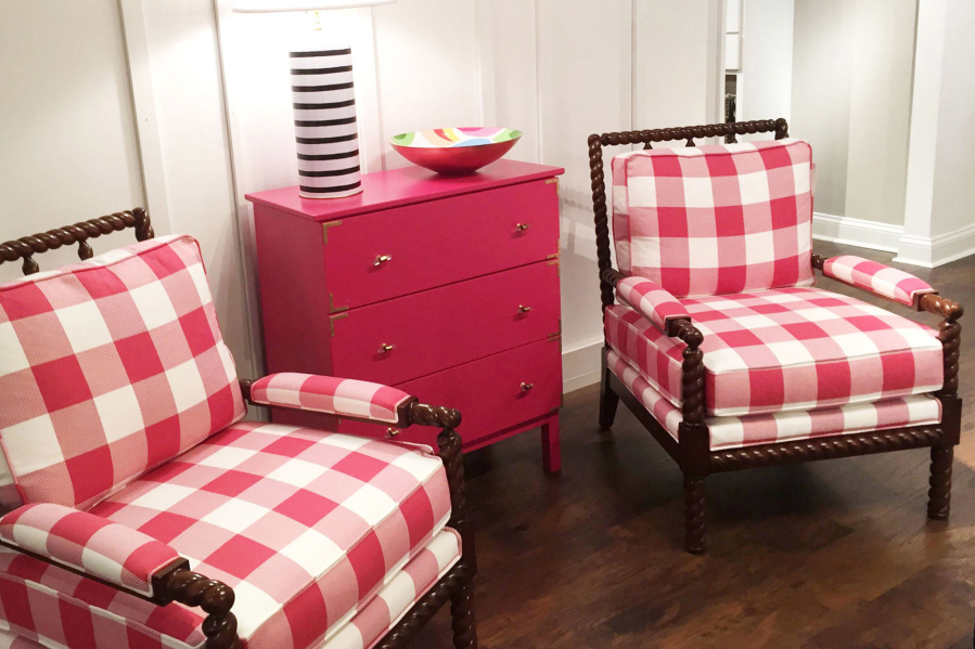 Peppy fabrics, bold colors livening up upholstery | The Columbian