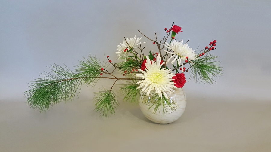 Ikebana is not just floral design the columbian