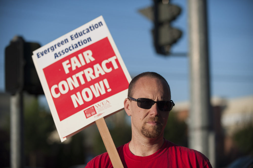 Evergreen union reach contract agreement teachers vote tuesday evergreen union reach contract agreement teachers vote tuesday platinumwayz