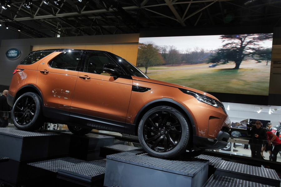 Five cars that stand out at Paris auto show | The Columbian