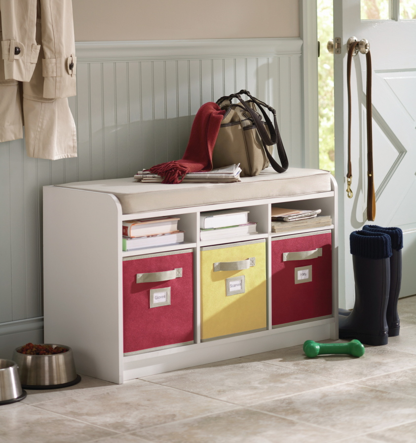 Design A Mudroom To Be Functional, Stylish