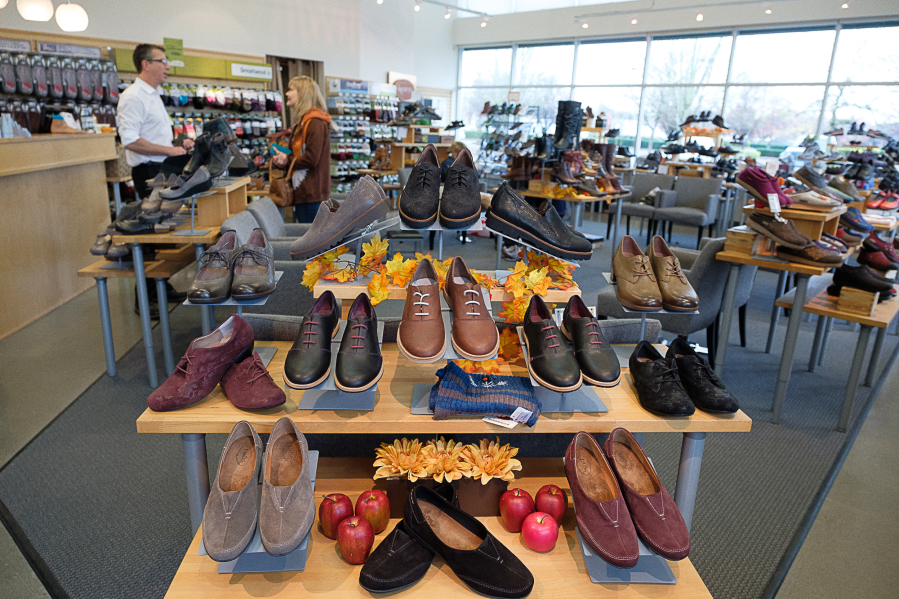 What Store Fits A Good Pair Of Walking Shoes
