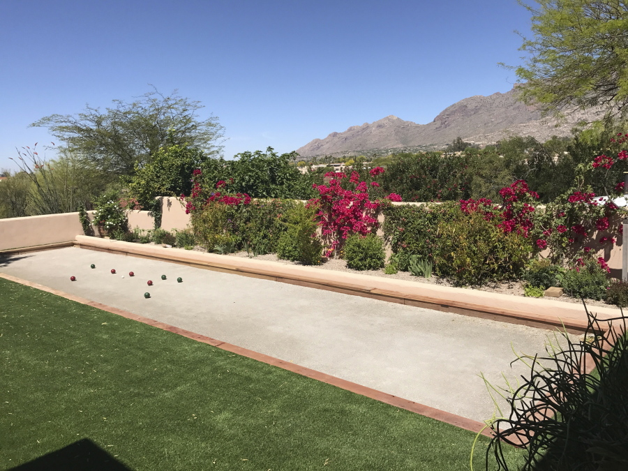 Backyard bocce ball courts becoming booming trend   The ...