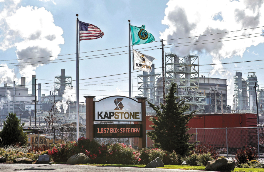 Longview Paper Mill To Be Acquired In Merger The Columbian