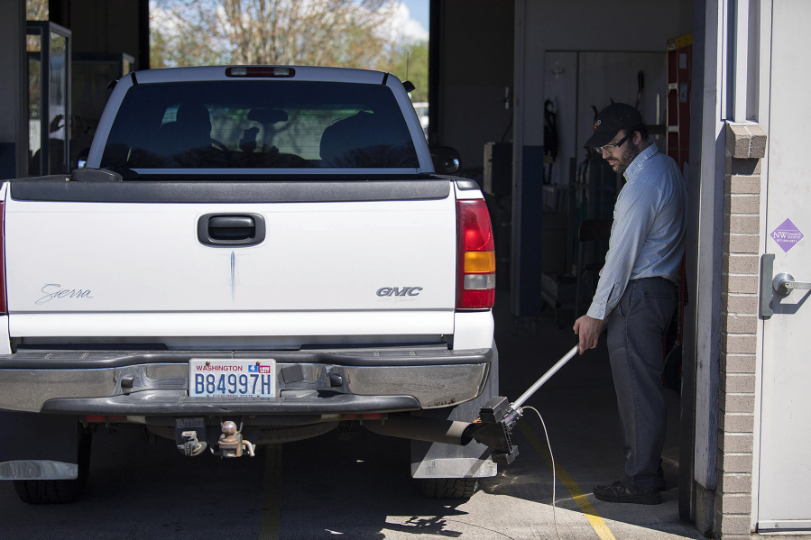 State vehicle emission tests to end | The Columbian