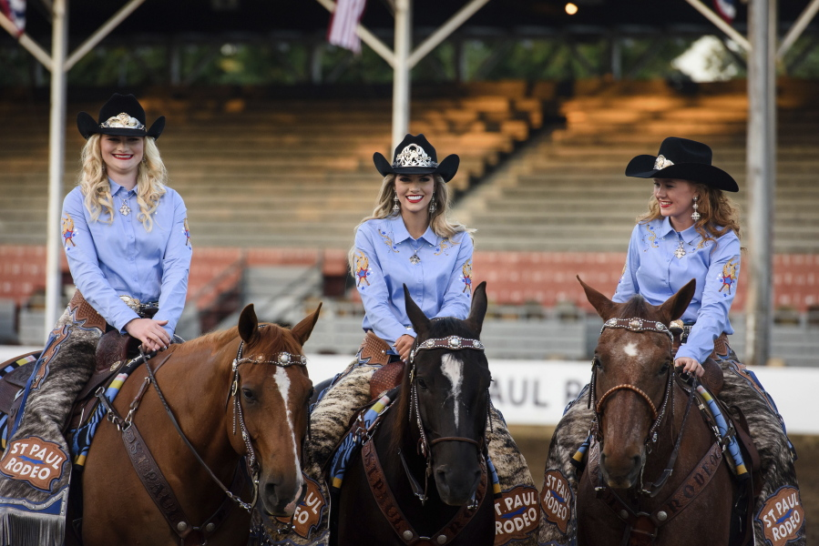 Rodeo Queens More Than Just Pretty Girls The Columbian